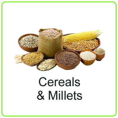 Cereals (Sirudaniyam)